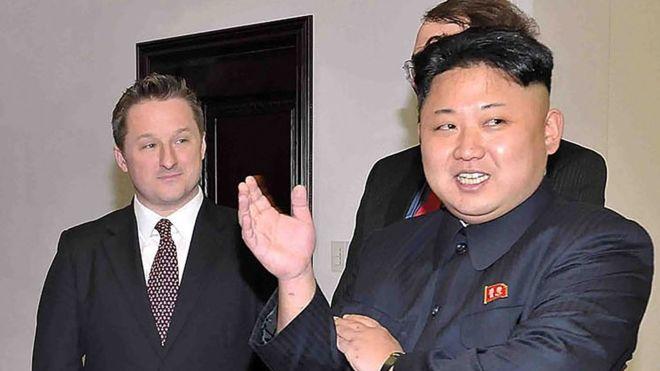 第二名加拿大人在中国被查 在华业务与朝鲜有关(组图)