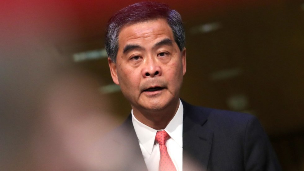 Hong Kong justice officials 'should have got independent second opinion' before clearing CY Leung in HK$50 million corruption probe