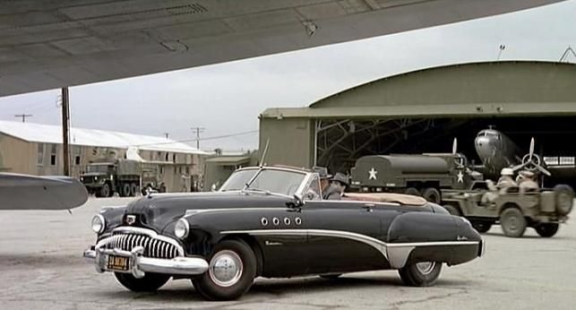Nick Nolte's 1949 Buick Roadmaster up for grabs!