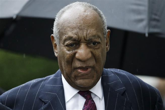Cosby Goes After Judge in Appeals Filing