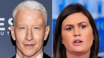 Cnn's anderson cooper nails hypocrisy of Sarah huckabee sanders 'honest' wish