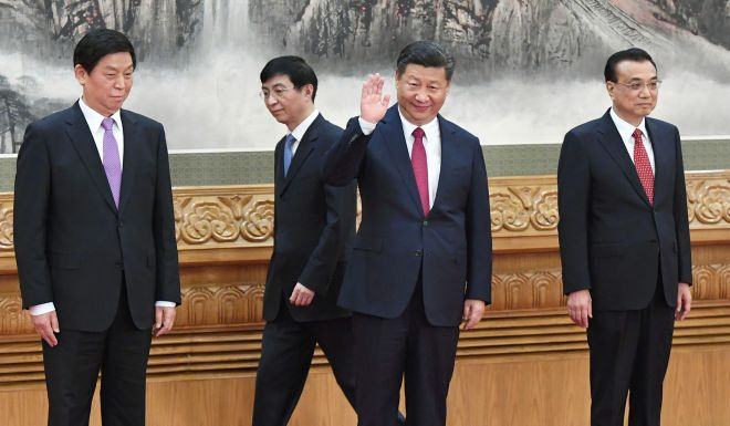 Beijing policymakers gather on Tuesday to set course for Chinese economy as US trade war tide rises