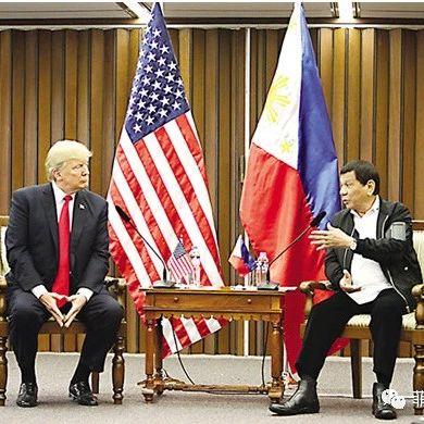 六成菲人相信美国会保护菲律宾