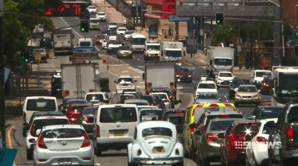 M4 East隧道3月选举前开放?竟会导致这几个华人区出现交通拥堵!