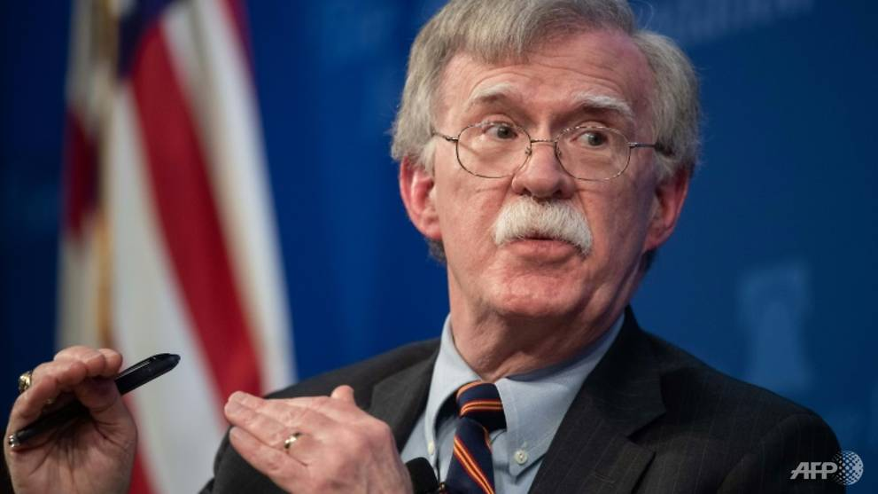 US to counter China, Russia influence in Africa: Bolton