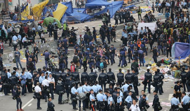 Nine occupy leaders will learn their fate in April as incitement trial is adjourned
