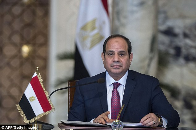 'If you go to another country, you must abide by its culture. If not, don't go': Egypt's president decries migrants heading to Europe and refusing to integrate instead of fixing their own countries