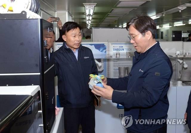 韩国拟2022年前建3万家智能工厂与工业园区