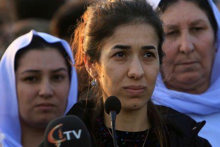 Nobel laureate murad to build hospital in her hometown in Iraq