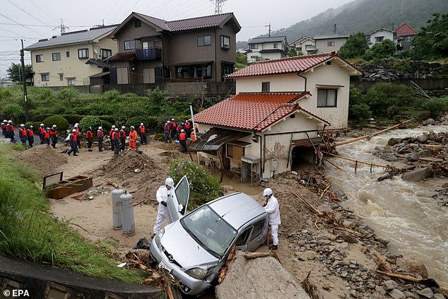 Japan chooses the Chinese character for DISASTER as its defining symbol of 2018 after 12 months of floods, earthquakes and storms