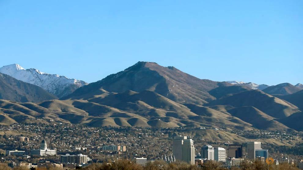 Salt Lake City selected for potential 2030 Winter games bid
