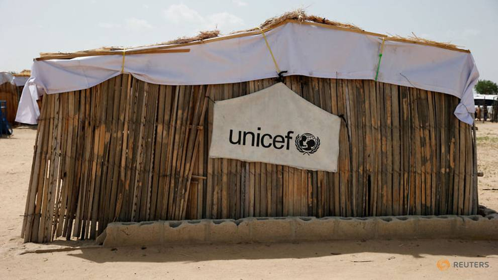 Nigerian military suspends UNICEF activities in northeast - statement
