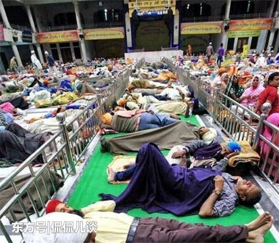 印度的免费医院怎么样?看起来很美,实际却很苦涩
