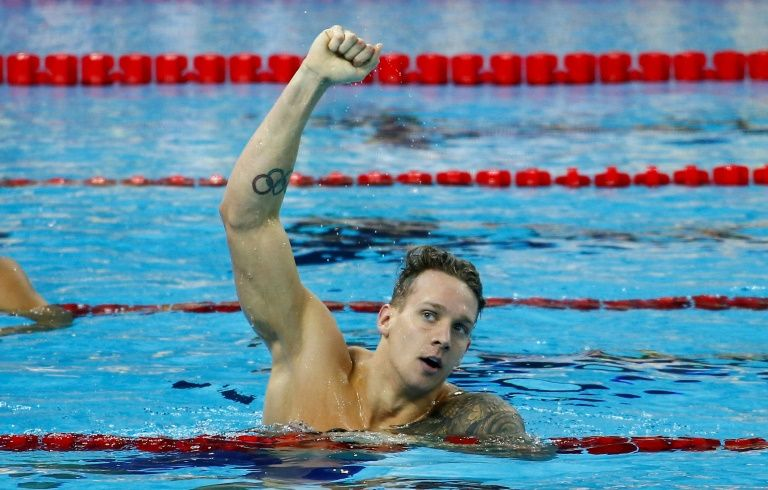 Dressel snatches gold to burnish US superiority at swim worlds