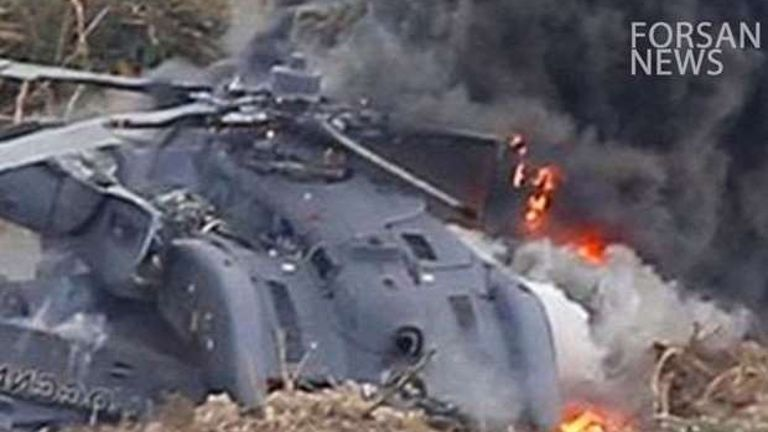 葡萄牙救援直升机坠毁 机上4人全部罹难