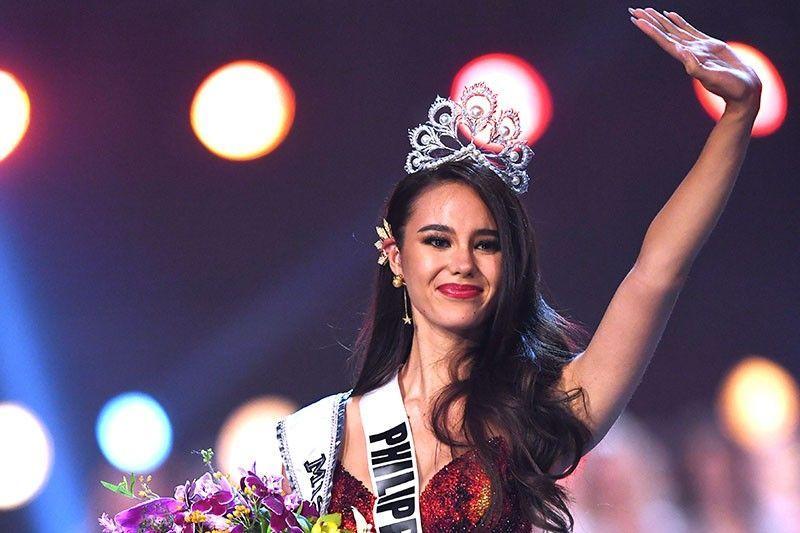 2018年度环球小姐出炉 24岁菲律宾模特夺冠