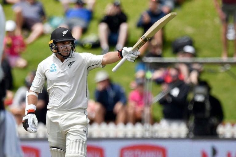 Latham unbeaten on 264 as Sri Lanka crumble again