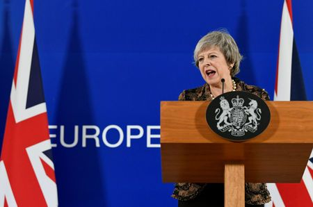 Rejecting second or indicative vote, UK's May presses on with Brexit deal