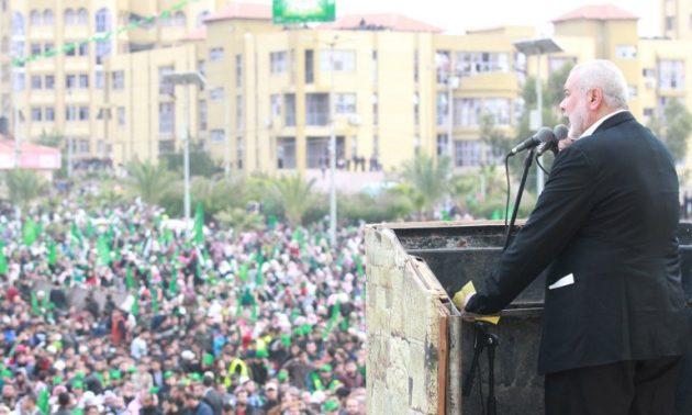 Hamas leader praises West Bank 'resistance' attacks