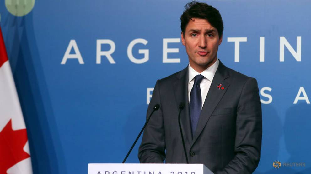Canada is looking for a way out of big Saudi arms deal, says PM