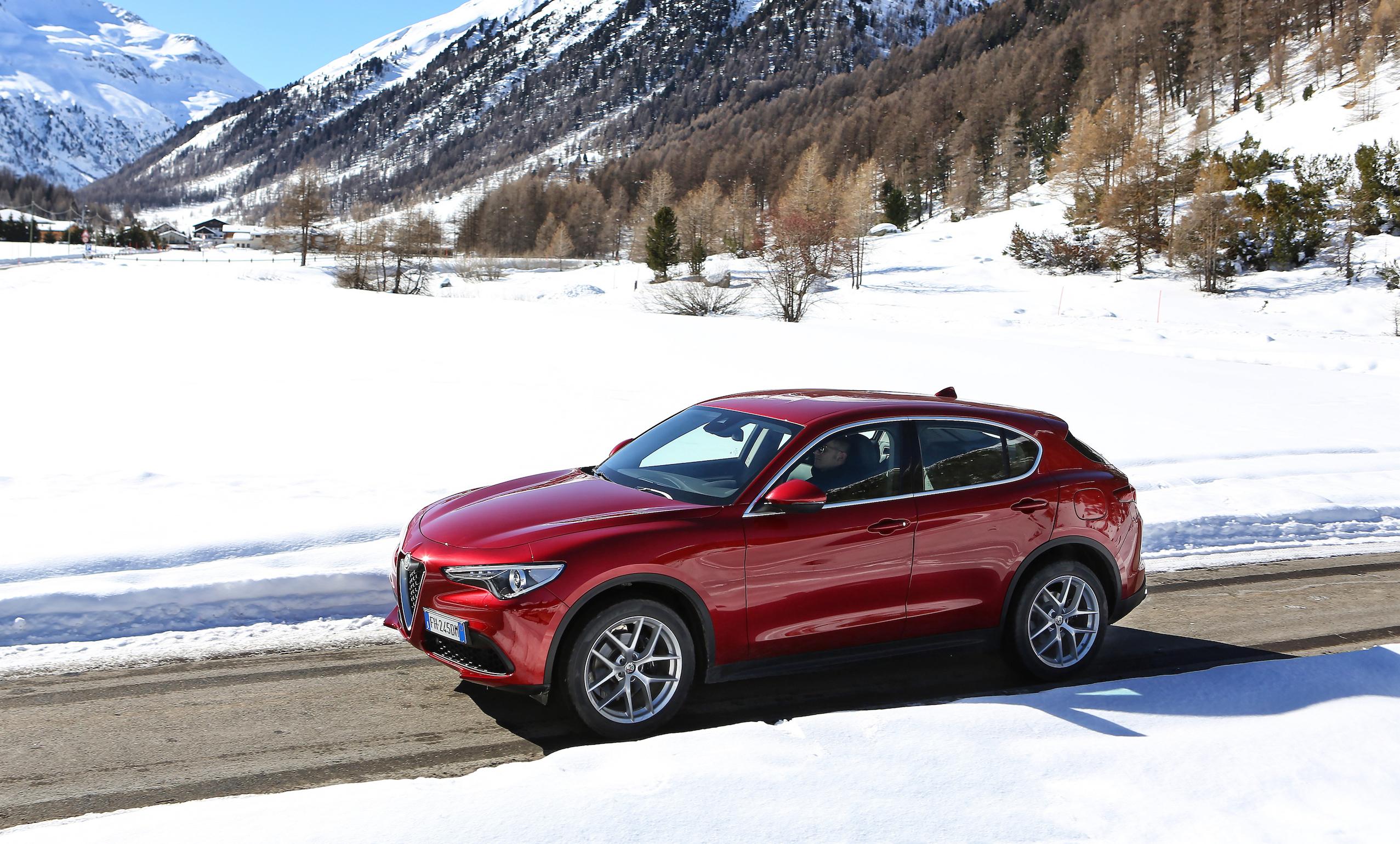 The Alfa Romeo Stelvio Super brings Italian flair to the SUV world