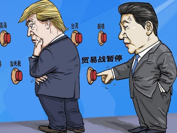 特朗普鹰派顾问谈中美贸易谈判 对中国提强硬要求(图)