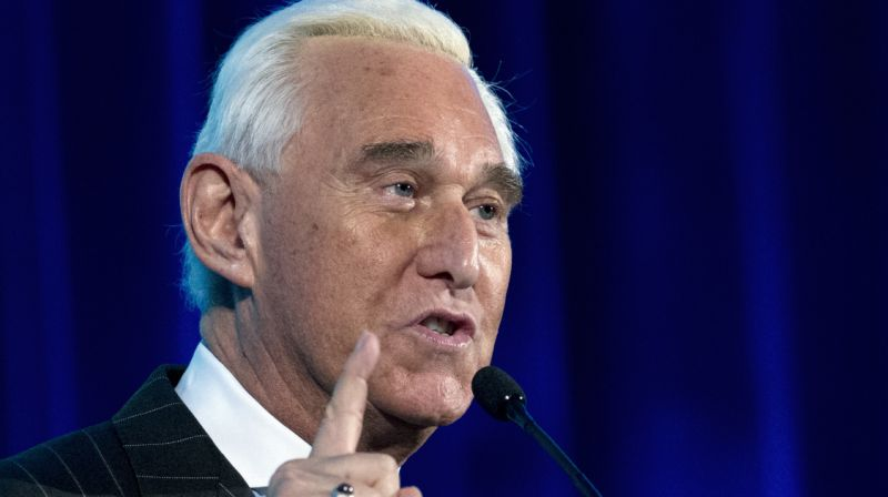 Roger stone admits to lying on infowars, must publicly apologize