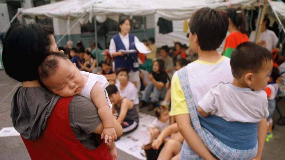 Birth strike: South Korea wants more babies but women point to discrimination against working mothers