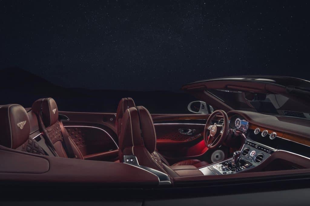 Bentley's new Continental GT Convertible ventures into supercar territory
