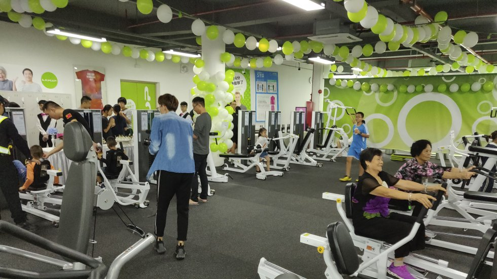 New gym model for China: HIIT for retirees, no mirrors and no loud music – it's a Danish import