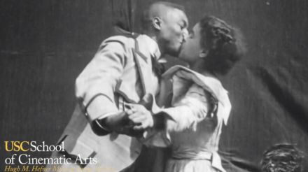 This early film depicting black love went hidden for years