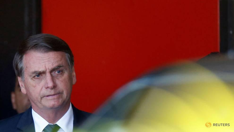 Brazil's Bolsonaro says he will target Venezuela, Cuba