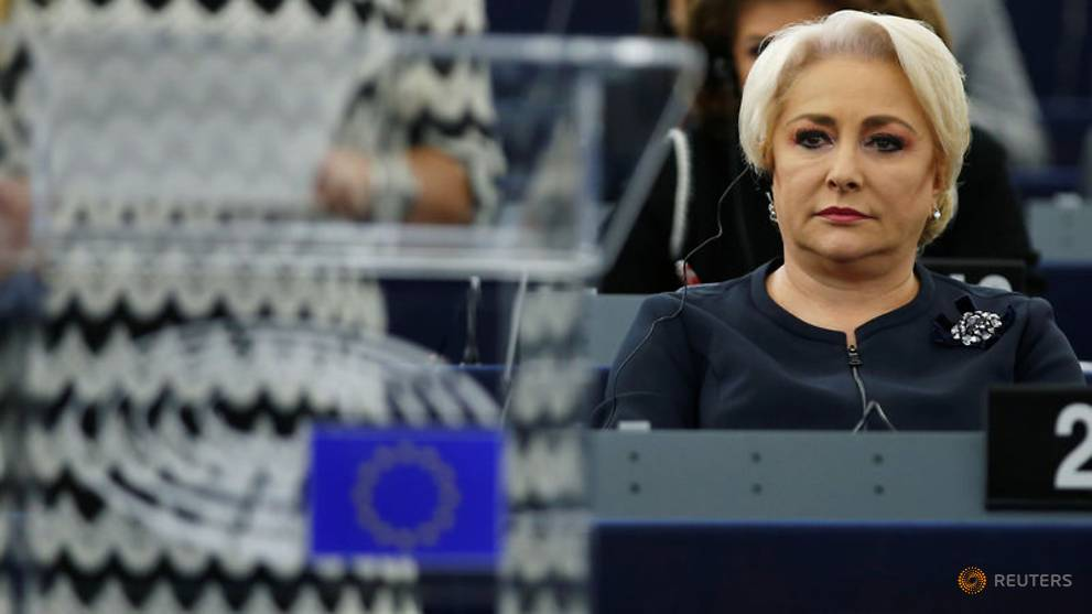 Romanian government survives no confidence vote