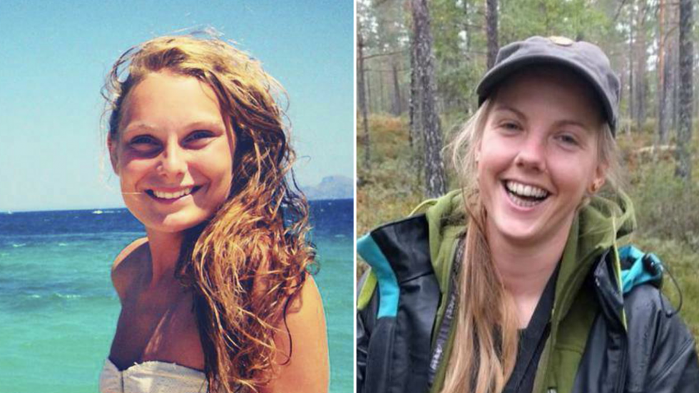 Scandinavian tourists Maren Ueland and Louisa Jespersen stabbed to death in Morocco, suspect 'linked to Islamic State'