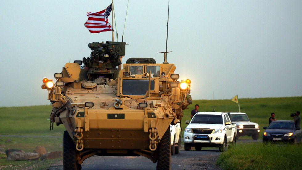 Donald Trump's troop pull-out from Syria weakens US hand in the Middle East and boosts Russia