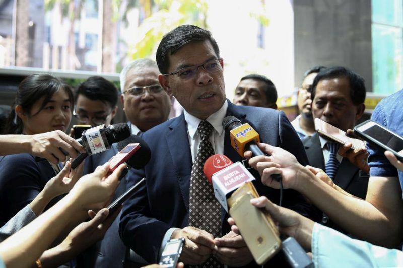 Report claims Saifuddin Nasution to replace Muhyiddin as home minister