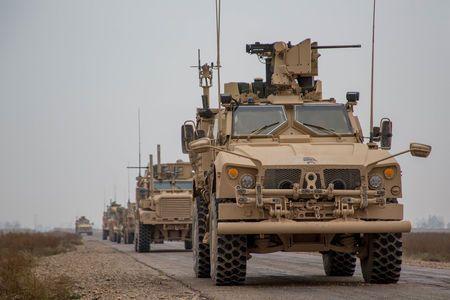 U.S. Syria withdrawal will revive islamic state, kurdish-led force says