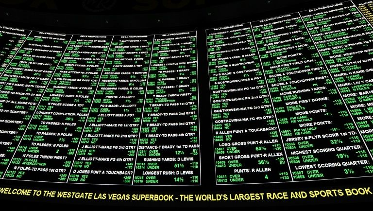US lawmakers have bipartisan support for sports betting