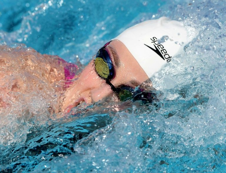 Former Olympic, world swimming champion Franklin retires
