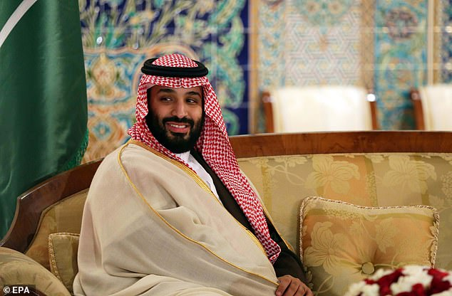Saudi Crown Prince oversaw DOUBLE the number of executions at the start of his rule, figures show - as migrant who killed employer 'trying to rape her' is among latest to be killed