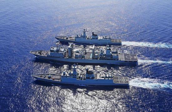 美媒:中国海军崛起 美濒海舰还未使用已过时