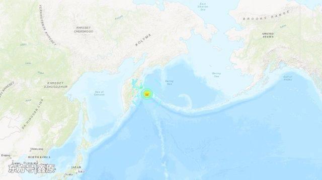 俄远东区外海发生7.4级强震,深度9公里,一度发布海啸警报!