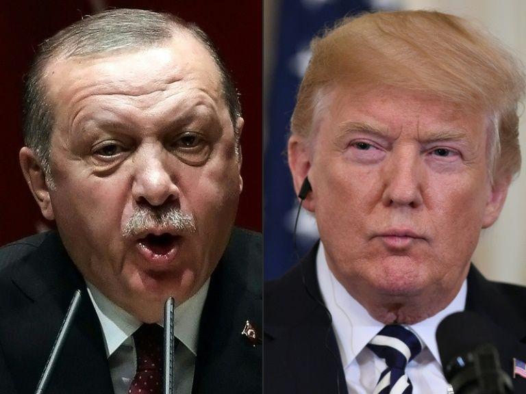 US wants Syria 'safe zone' to protect turkey, kurds: pompeo