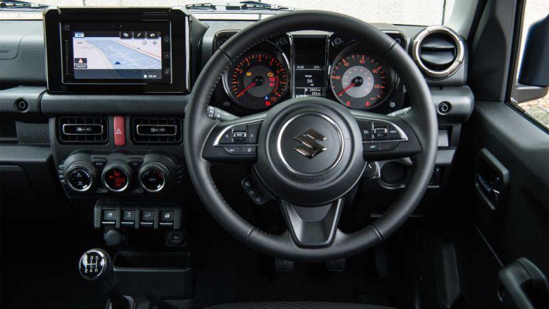New Suzuki Jimny waiting list is getting really long