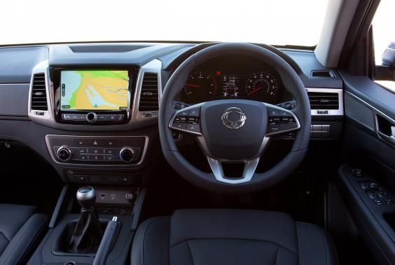 Review of the SsangYong Musso, an excellent value pick-up
