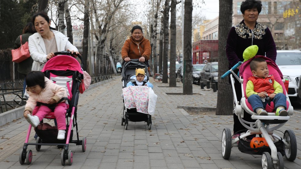 China boosts childcare and maternal health services in bid to lift birth rate