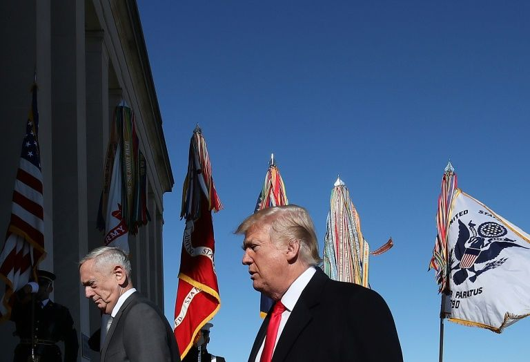 Trump's foreign policy in spotlight after military withdrawals