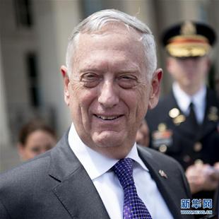 防长马蒂斯辞职 美国内政不稳定性加剧