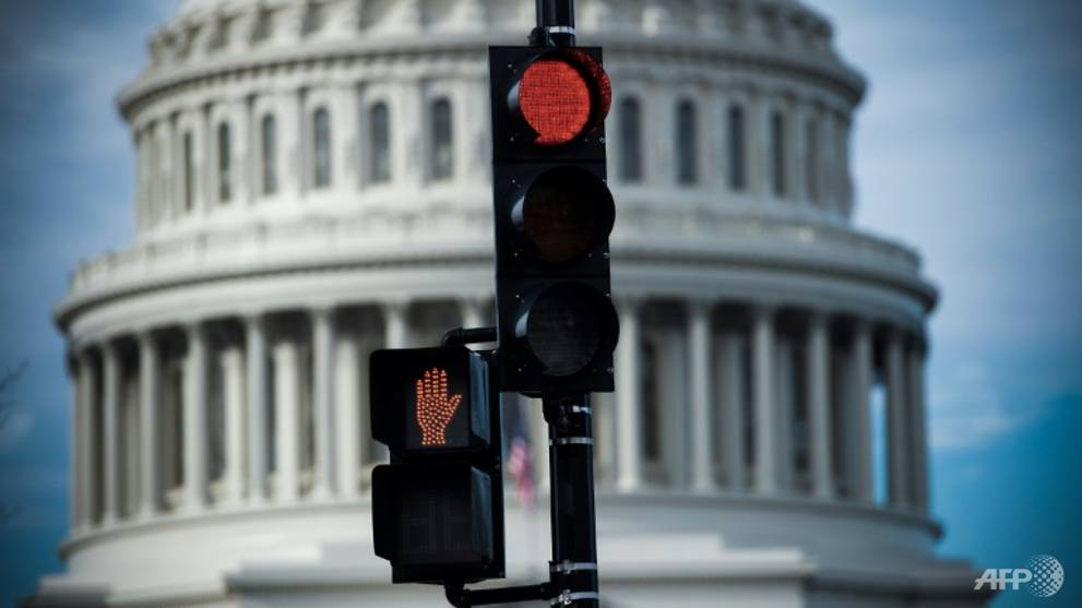 US govt shuts down at midnight as House adjourns with no deal