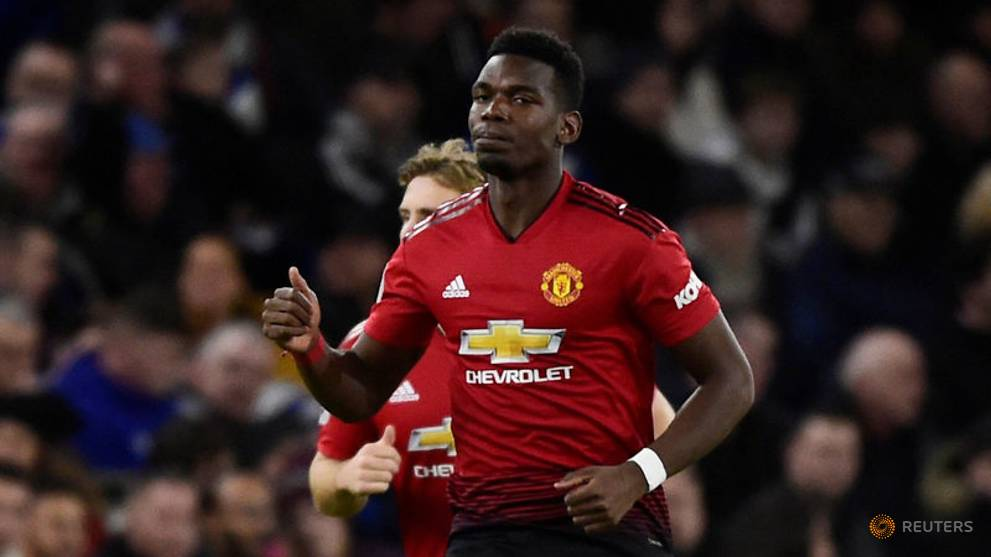 Football: Pogba thanks Mourinho for improving him as a person